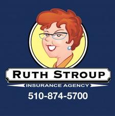 Ruth Stroup, the Insurance Lady logo