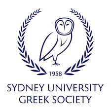 Sydney University Greek Society logo