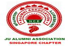 JADAVPUR UNIVERSITY & NCE BENGAL ALUMNI ASSOCIATION - SINGAPORE CHAPTER , ROS UEN: T15SS0195H logo