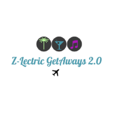 Latecea Brock, Z-Lectric Getaways 2.0 logo