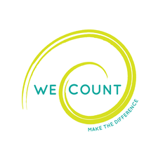 We Count logo