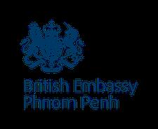 The British Embassy Phnom Penh logo