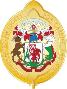 Cardiff & District Law Society logo