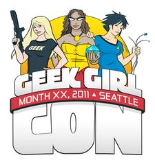 GeekGirlCon logo