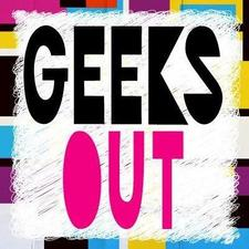 Geeks OUT logo