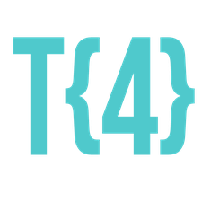 THERE{4} Teen Gathering logo