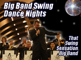 Glasgow Big Band Dance Night - November 2013 logo