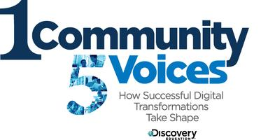 1 Community, 5 Voices: How Successful Digital...
