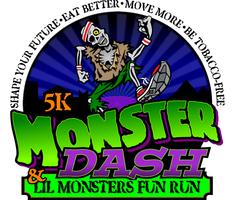 Coalgate Monster Dash 5K