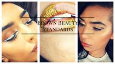 Brown Beauty Standards logo