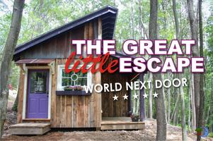 "THE GREAT ""little"" ESCAPE with World Next Door"