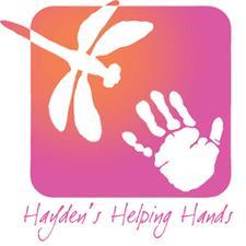 Haydens Helping Hands logo