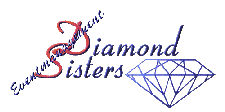 "Eventmanagement ""Diamond- Sisters"" logo"