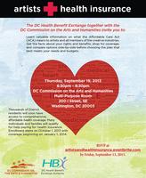 Artists and Health Insurance Seminar