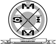 University of West London's Music Industry Management Society (M.I.M.S.) logo