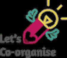 Let's Co-organise  logo