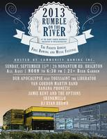 Rumble on the River VIP Beer Garden Experience