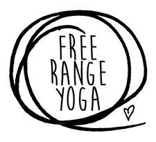 Free Range Yoga logo