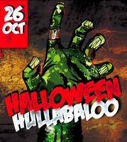 Halloween Hullabaloo: Filter, Dirty Wormz, Charlie...