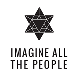 *imagine all the people logo