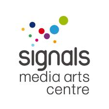 Signals Media Arts Centre logo