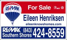 Eileen Henriksen of eileenknowshomes.com logo