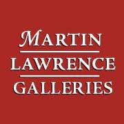 Martin Lawrence Galleries South Coast logo