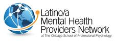 The Center for Latino/a Mental Health at the Chicago School of Professional Psychology logo