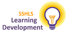 SSHLS Learning Development logo