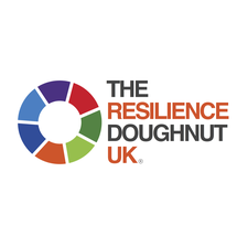 The Resilience Doughnut UK logo