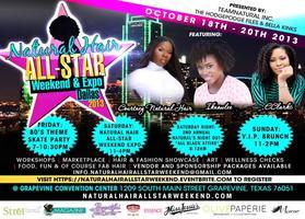 Natural Hair All-Star Weekend - Dallas