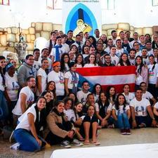 Vicaria de Pastoral Juvenil - Diócesis de Caguas logo