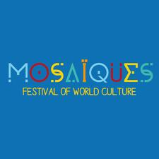 MOSAIQUES, FESTIVAL OF WORLD CULTURE logo