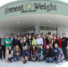 Honest Weight Food Co-op logo