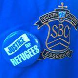 ST. BERNARD'S COLLEGE SOCIAL JUSTICE NETWORK logo