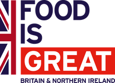 Food is GREAT logo