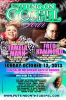 "P.O.T.G. Tour: ""Tamela Mann"" & ""Fred Hammond"" Hosted..."