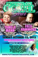 "P.O.T.G. Tour: ""Tamela Mann"" & ""Fred Hammond"" Hosted..."