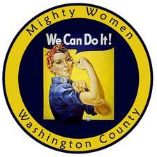 The Mighty Women of Washington County logo