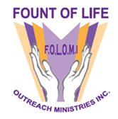 Fount of Life Outreach Ministries Inc. logo