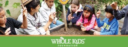 Whole Kids Foundation Event with Lorena