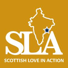 Scottish Love in Action logo