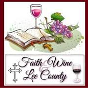 Faith & Wine Lee County logo