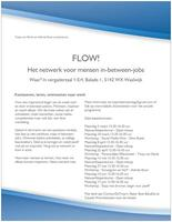 FLOW Workshop : Het CV en de Sollicitatiebrief