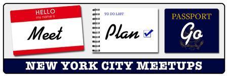 Meet, Plan, Go! - NYC 9/24/13