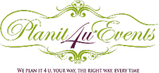 Planit4u Events logo