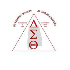 Jefferson County Alumnae Chapter of Delta Sigma Theta Sorority, Inc. logo