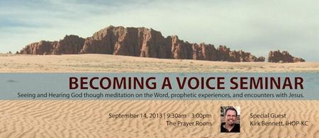 Becoming a Voice Seminar
