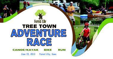Forest City Adventure Race