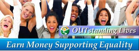 Earn Money Supporting Equality
